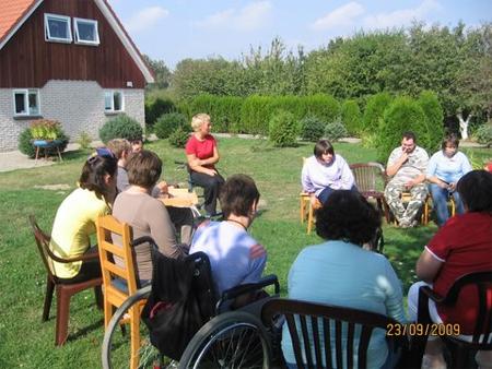 Terapia w ogrodzie